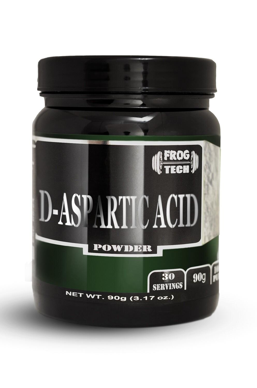 DAA(диаспаргиновая кислота) D-Aspartic acid от Frog Tech купить 90гр
