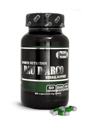 Pau D-Arco 60 капсул Кора муравьиного дерева купить
