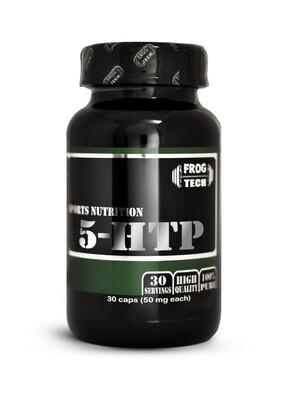 5-HTP HARDCORE CONCENTRATE 60 капсул 5-Гидрокситриптофан мощная дозировка 120мг купить