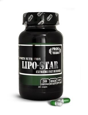 Lipo-Star Жиросжигатель 30 капсул Липо Стар