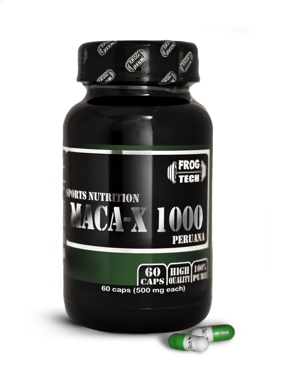 MACA-X EXTRACT 1000 60 капсул Мака Перуанская купить