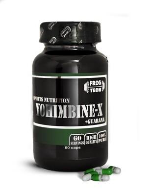 YOHIMBINE-X 60 капсул Йорхимбин купить