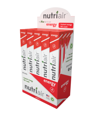Party Box Energy ​Nutriair Energy 20шт