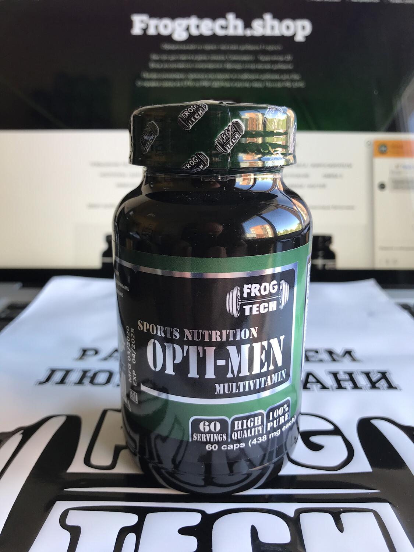 Opti men (Опти мен) - мужские витамины комплексные на месяц