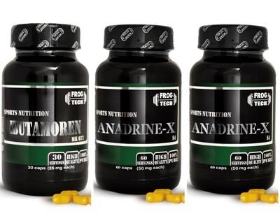 Ibutamoren (Ибутаморен) на 2 мес + Anadrine S4 (Анадрин) на 2 мес