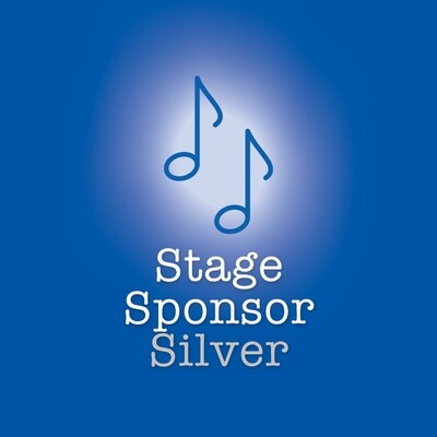 Sponsor a Stage One Day Exclusive Silver + PLUS