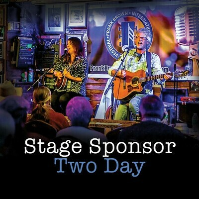 Sponsor a Stage 2 Day Gold
