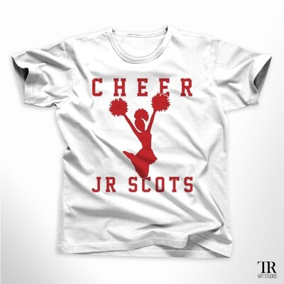 Original Jr Scots Cheer Tee