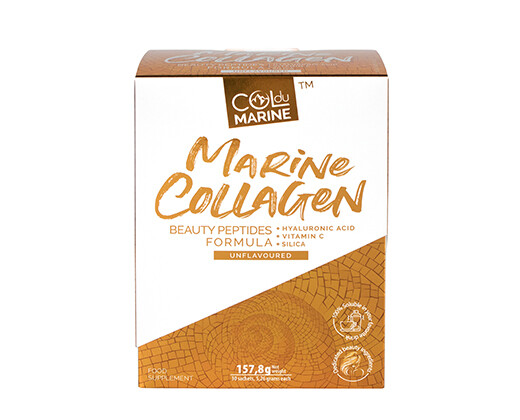 Col Du Marine™ Beauty Peptides Formula 157,8 g (30 x 5,26 g pakelių)