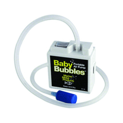 BABY BUBBLES AIR PUMP