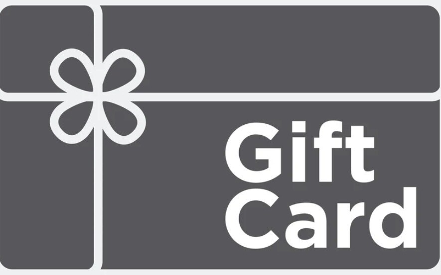 $25 Fin Factory Gift Card