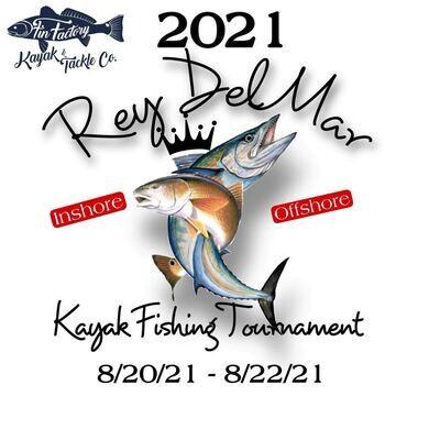 2021 Rey Del Mar INSHORE ONLY Tournament Registration