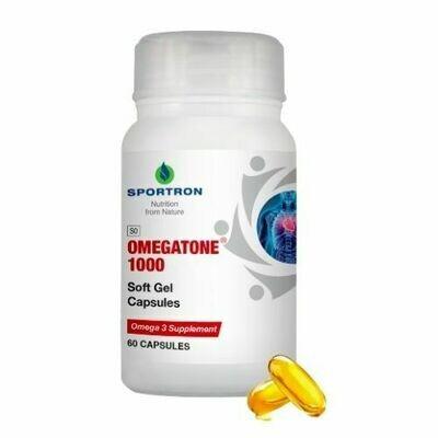 Omegatone 1000: 60 Capsules