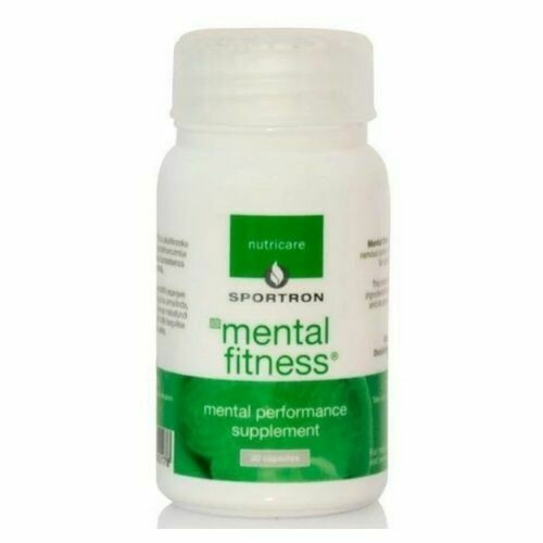 Mental Fitness FS Plus: 30 Capsules