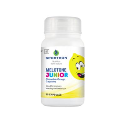 Melotone Junior Chewable Capsules