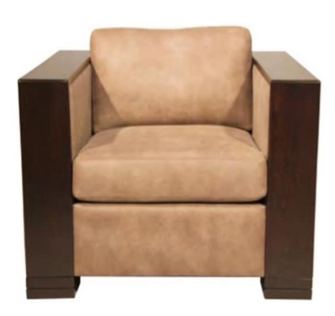 The Seductive Club chair/ Canada
