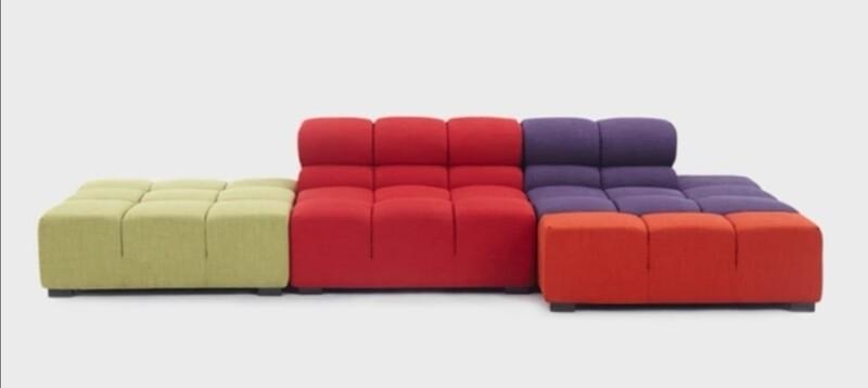 Domino modular sofa