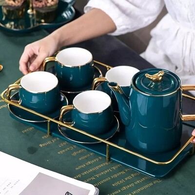 Sado tea set