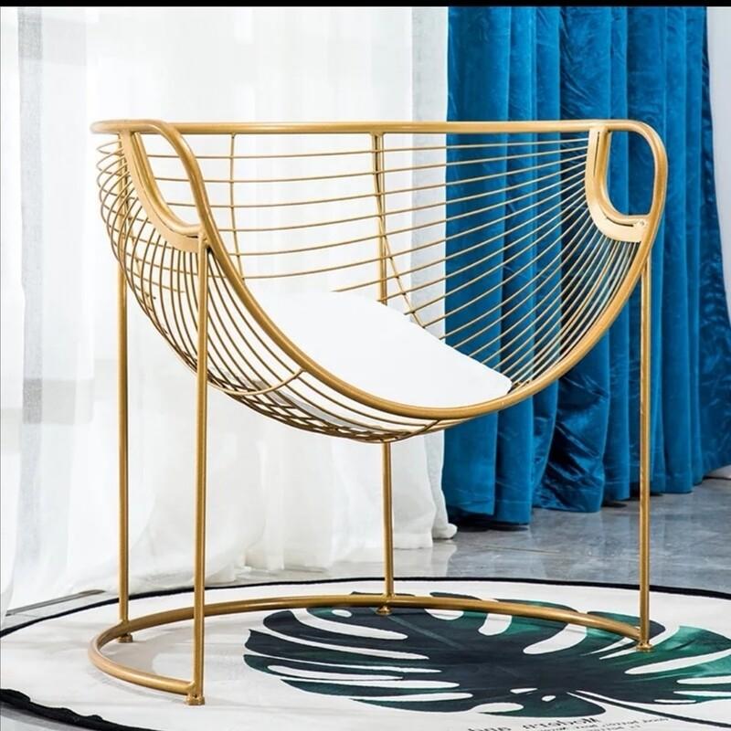 Nefertiti throne decorative chair