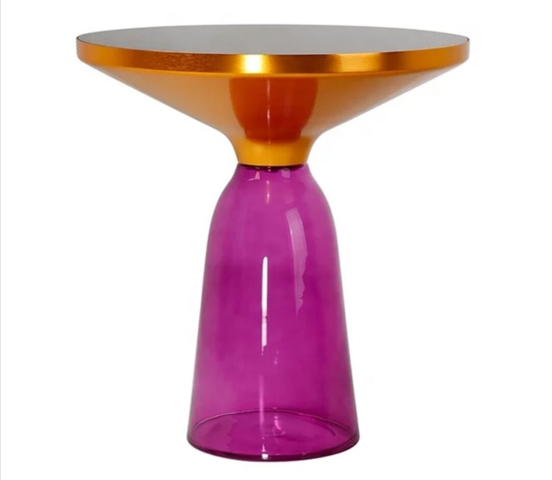 Porcelina side table
