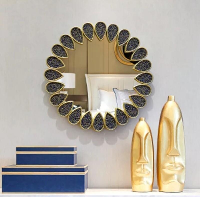 Garland decorative mirror