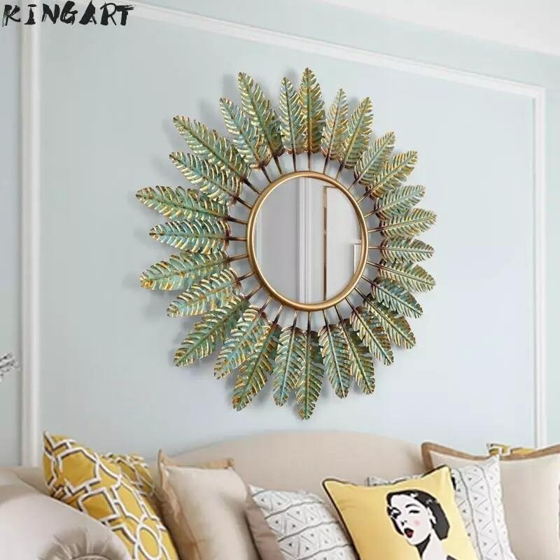 Foliage decorative Mirror