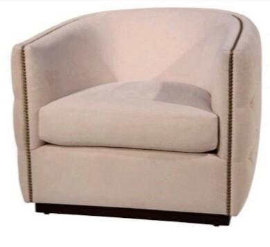 Monroe club chair (swivel)
