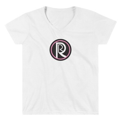 Ride and Restore Women's Casual V-Neck Shirt