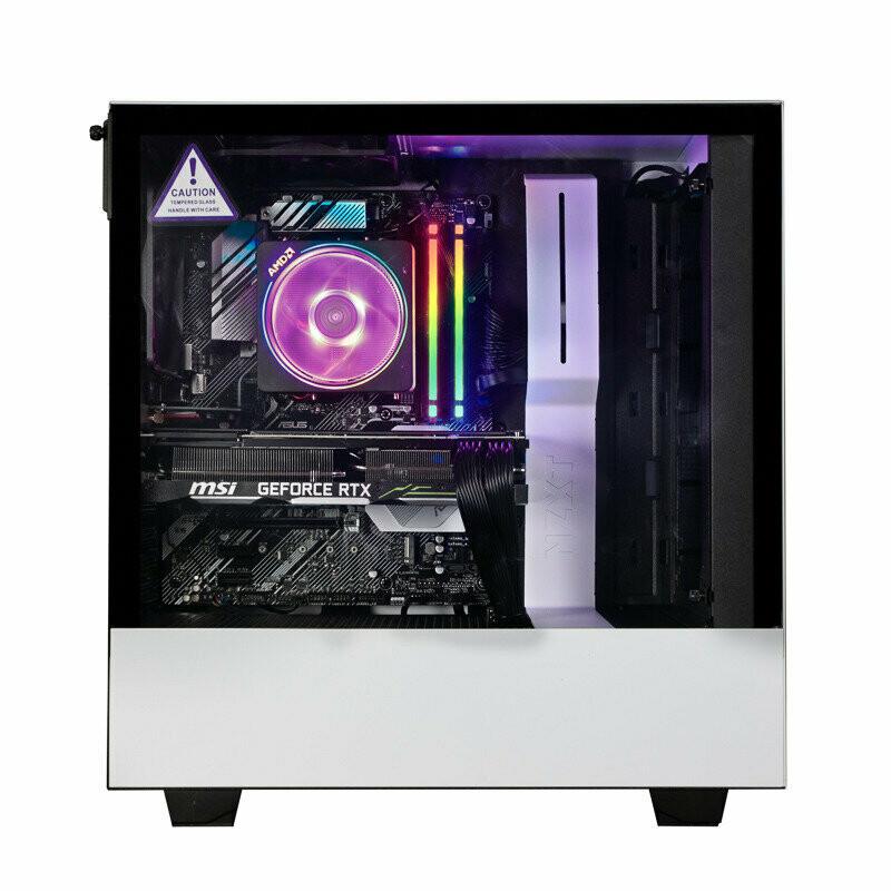 AlphaSync Ryzen 9 16GB RAM 2TB HDD 512GB SSD RTX 2080Ti Gaming Desktop PC