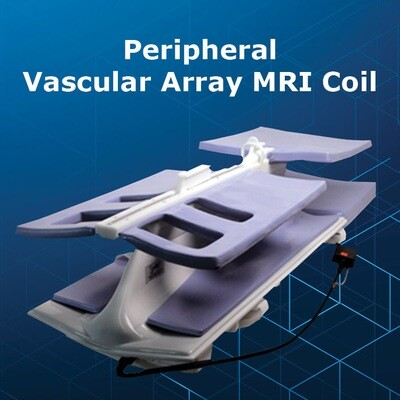 8 Channel Peripheral Vascular Array MRI Coil