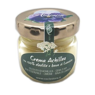 CREMA ACHILLEA - con Bava di Lumaca e Oleolito - 30ml