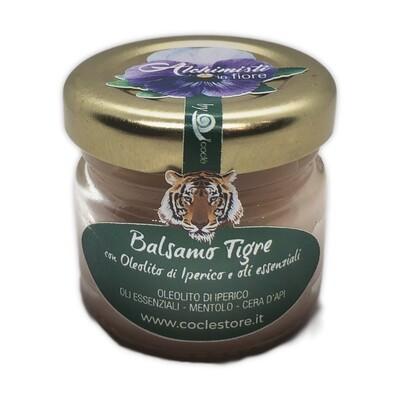 BALSAMO TIGRE - con Oleolito di Iperico e Oli Essenziali - 30ml