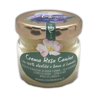 CREMA ROSA CANINA - con Bava di Lumaca e Oleolito - 30ml