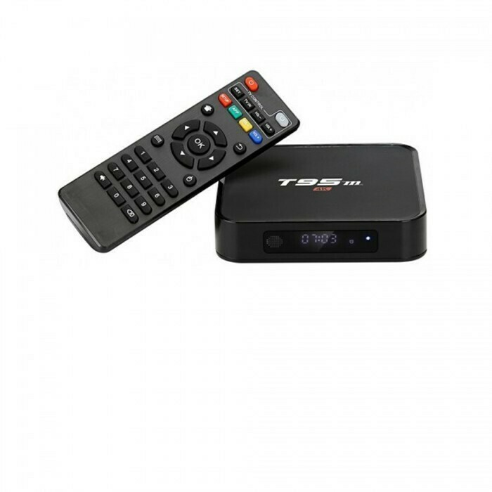 Смарт приставка OTT TV box Sunvell T95M 4k