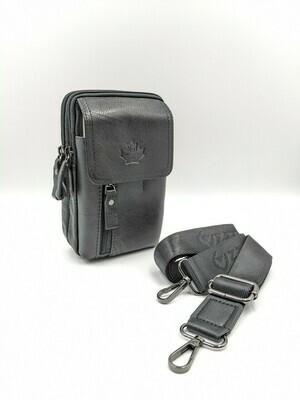 Мужская кожаная сумка zznick 32717