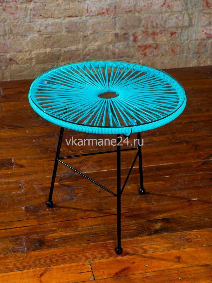 Кофейный столик Acapulco Blue