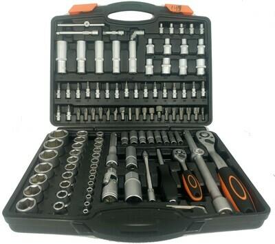 Автонабор инструмента razaian ctrong tools 111 предметов