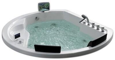 Гидромассажная ванна GEMY G9053 O