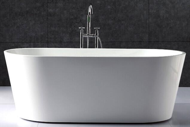 Акриловая ванна GEMY G9209