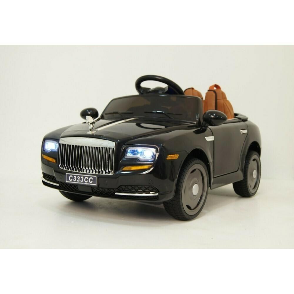 Электромобиль для детей RiverToys Rolls Royce C333CC