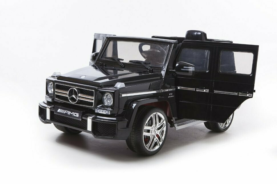 Купить электромобиль River Toys Mercedes-Benz G63 AMG