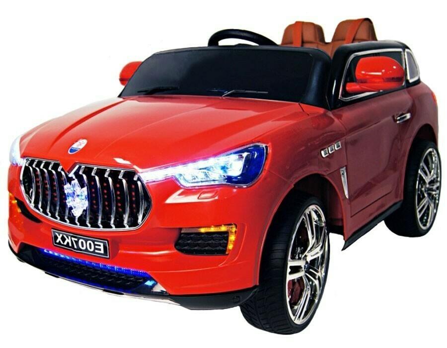 Электромобиль Maserati E007KX с дистанционным управлением