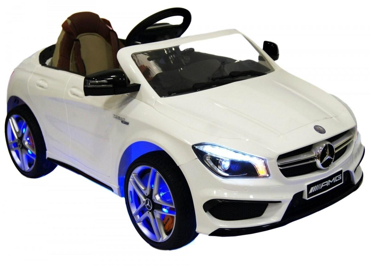 Электромобиль RiverToys Mercedes-Benz CLA45 A777AA