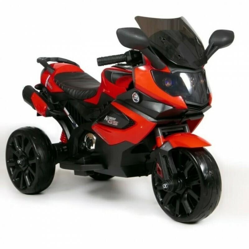 Электромотоцикл детский Мотобайк