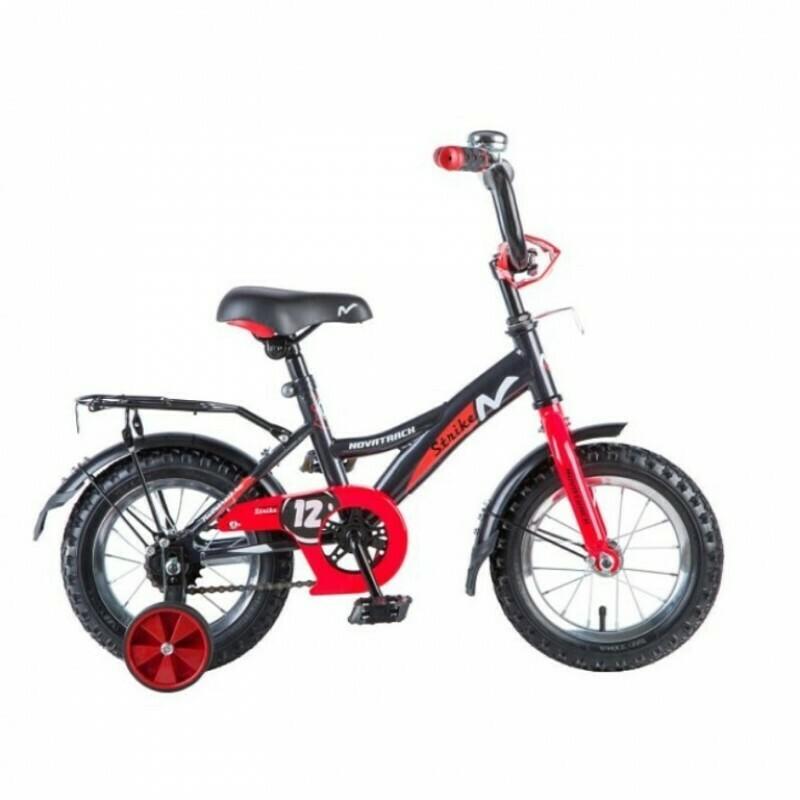 Велосипед 12 Новатрек STRIKE