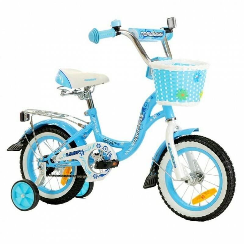 Велосипед 14 Nameless LADY