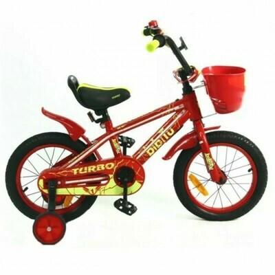Велосипед 14 BIBITU TURBO