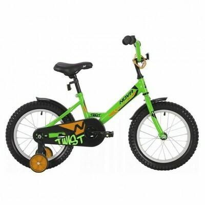 Велосипед 14 Новатрек TWIST