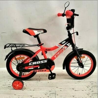 Велосипед 16 BLAST CROSS
