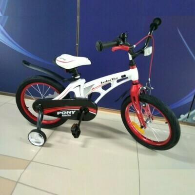 Велосипед 16 BIBITU PONY